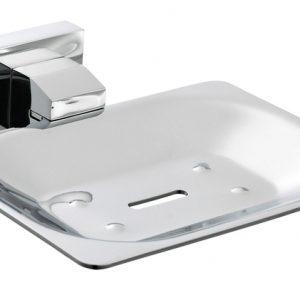 Free-Shipping-Soap-DishSoap-HolderSolid-Brass-fontbConstructionbfontChrome-FinishBathroom-HardwareBathroom-Accessories-94006-0