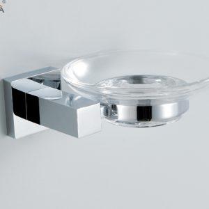 Free-Shipping-Soap-DishSoap-HolderSolid-Brass-fontbConstructionbfontChrome-FinishBathroom-HardwareBathroom-Accessories-94013-0