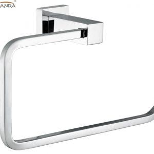 Free-Shipping-Towel-RingTowel-HolderSolid-Brass-fontbConstructionbfontChrome-finishBathroom-HardwareBathroom-Accessories-94005-0